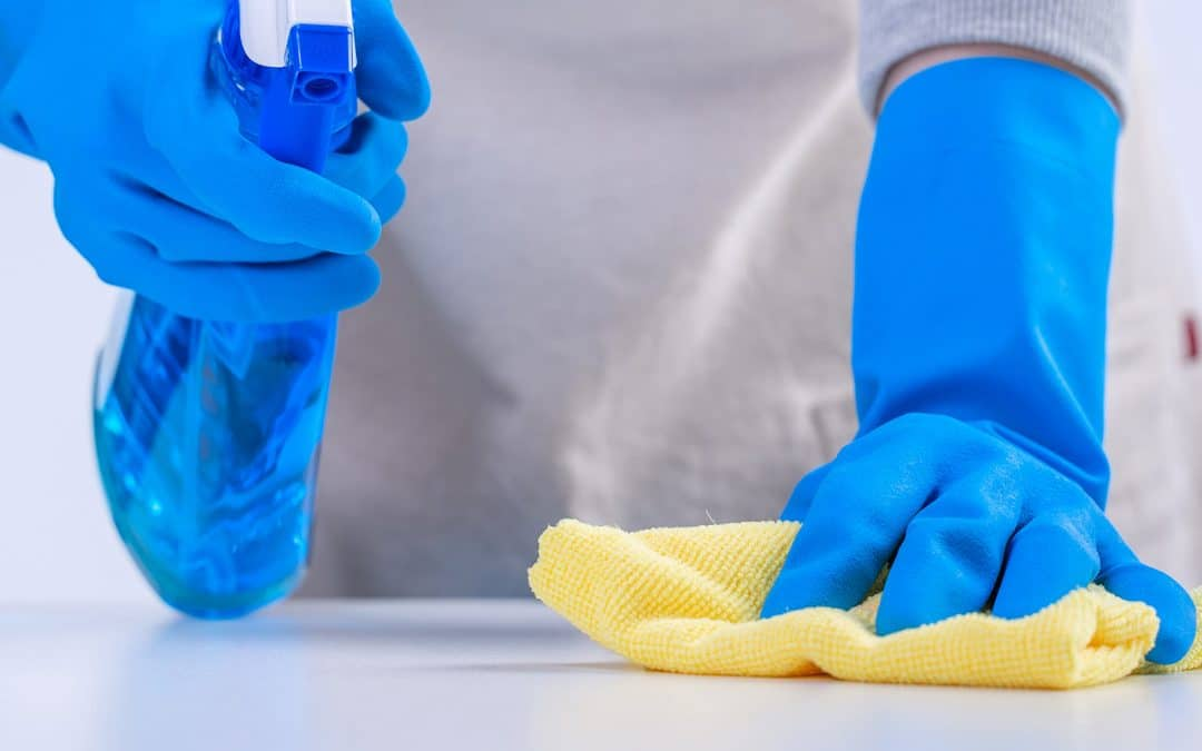 Our COVID-19 CDC Recommended Cleaning Services